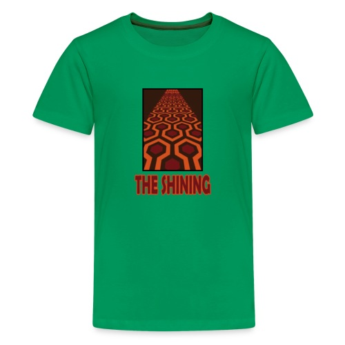 The Shining pattern - Kids' Premium T-Shirt