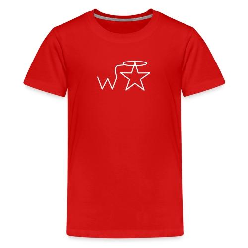 wstar vector - Kids' Premium T-Shirt