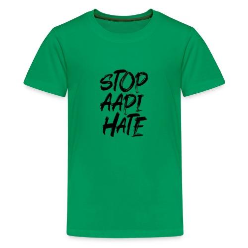 Stop Asian Hate Racist - Kids' Premium T-Shirt