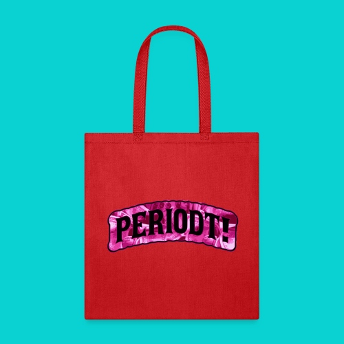 Periodt! Pink Money Collection - Tote Bag