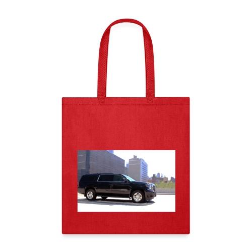 PINK TRANSPORATION - Tote Bag