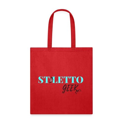 Stiletto Geek - Tote Bag