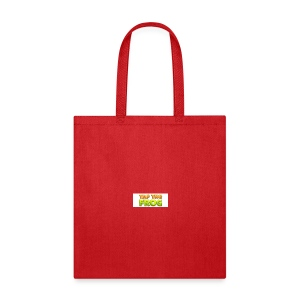 Tap the frog - Tote Bag