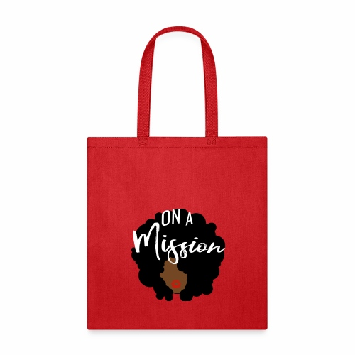 On A Mission - Tote Bag