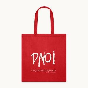 DNOI GRUNGE Carolyn Sandstrom WT TEXT - Tote Bag