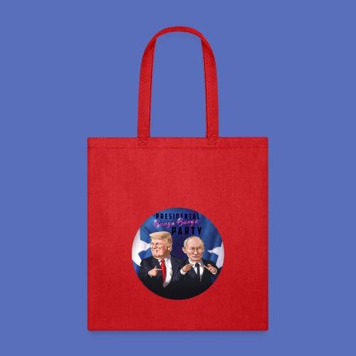 Trump Putin Bunga - Tote Bag