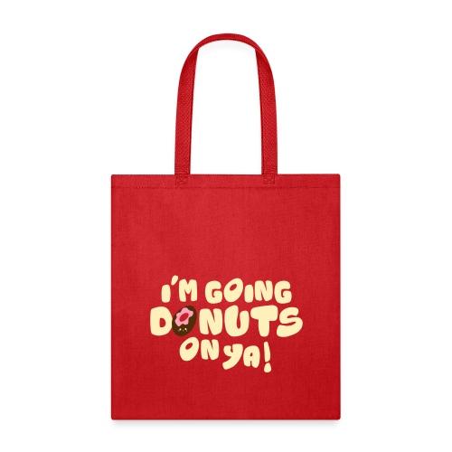 Donuts - Tote Bag