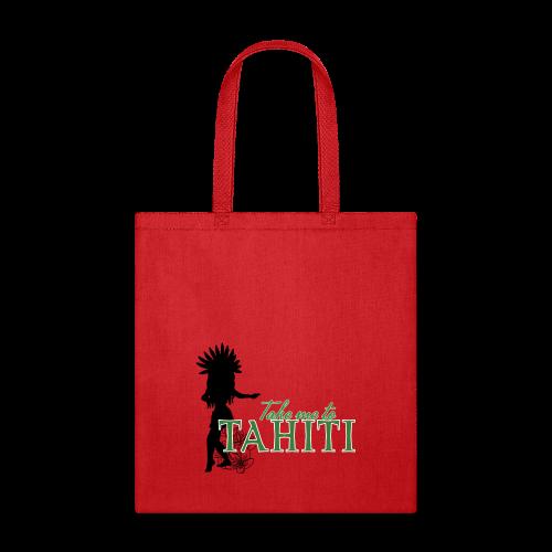 Take me to Tahiti - Tote Bag