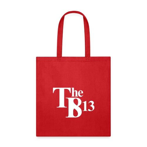 TBisthe813 WHITE - Tote Bag