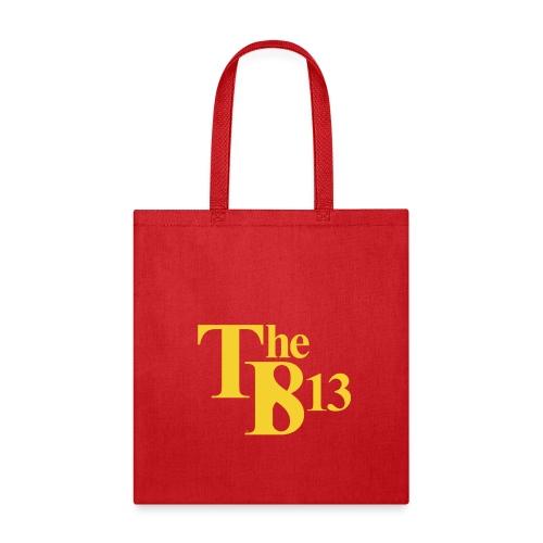 TBisthe813 YELLOW - Tote Bag