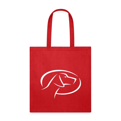 Standing Stone Kennels White Logo Only - Tote Bag