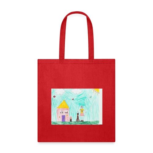 lili artwork - Tote Bag