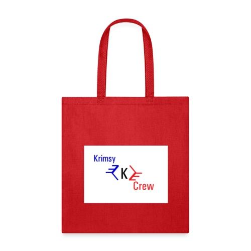 krimsy crew shirt - Tote Bag