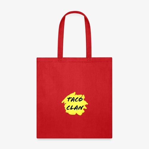 TACO CLAN LOGO MERCH - Tote Bag
