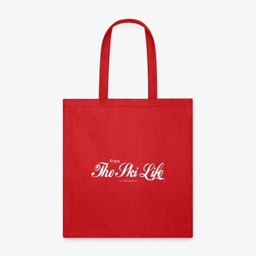 THE SKI LIFE - SHARE A GIFT OF SKIING! - Tote Bag
