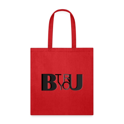 BeTrueBeYou artwork mockupV1 3 12 18 - Tote Bag