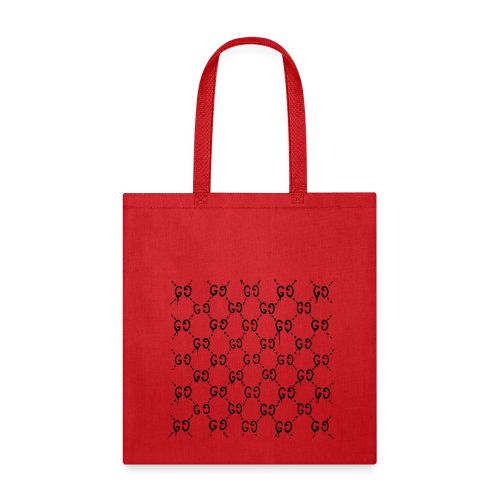 Dripping Gucci pattern - Tote Bag