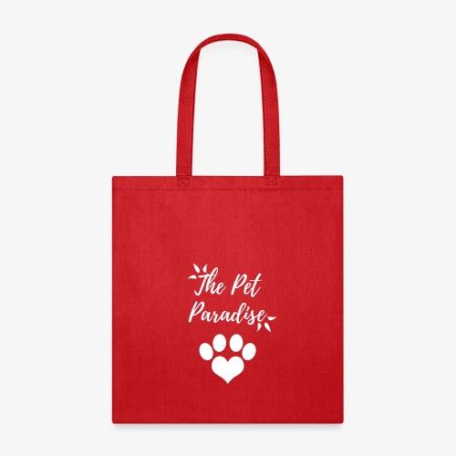 The Pet Paradise - Logo - Tote Bag