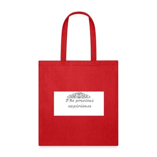 𝒯𝒽𝑒 𝓅𝓇𝑒𝒸𝒾𝑜𝓊𝓈 𝑒𝓍𝓅𝒾𝓇𝒾𝑒𝓃𝒸𝑒 - Tote Bag
