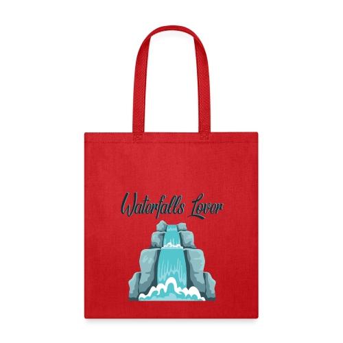 WaterFalls Lover - Tote Bag