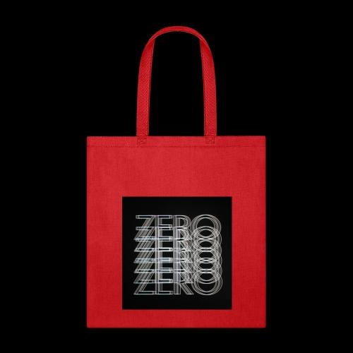 Zero - Tote Bag