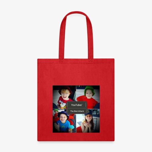 the brat attack 5 - Tote Bag