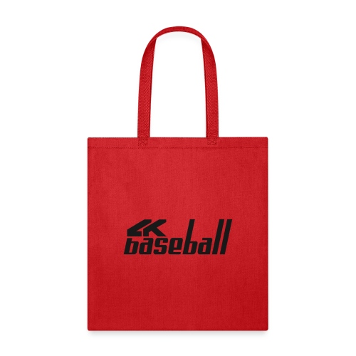 4kBaseball Official Logo - Tote Bag