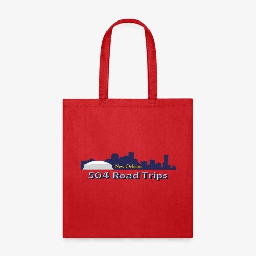 New Orleans Skyline Logo - Tote Bag