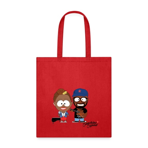 Sunshine Squad - Tote Bag