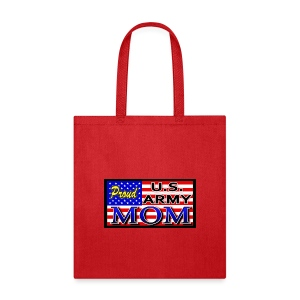 Proud Army mom - Tote Bag