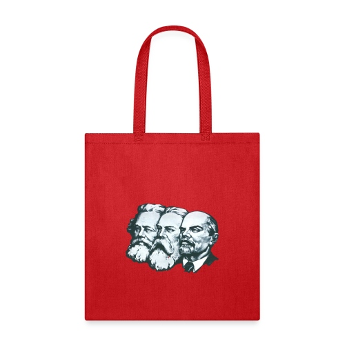 Marx, Engels and Lenin - Tote Bag