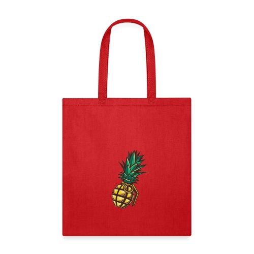 PineapplePeat Grenade - Tote Bag