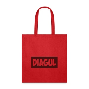 Diagul shirt - Tote Bag