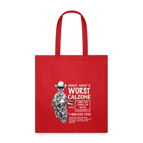 Worst Calzone - Tote Bag
