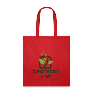 Beanstalk Club - Tote Bag