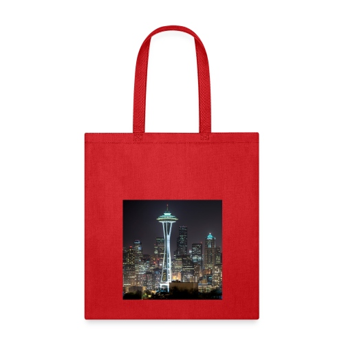 space needle - Tote Bag