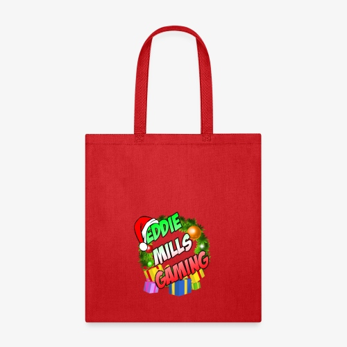 Eddie Mills Christmas - Tote Bag