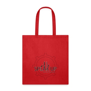 speak up logo 1 - Tote Bag