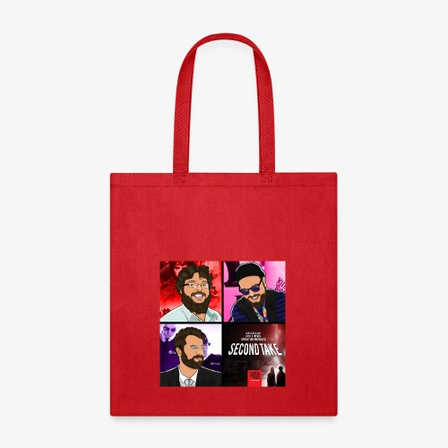 Second Take Cover - Tote Bag