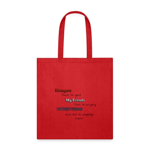 what they think - Tote Bag