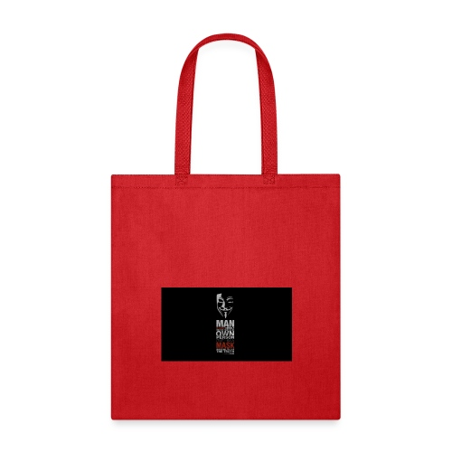 Anonymous tag - Tote Bag