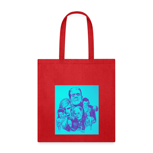 Ghouls got the Blues - Tote Bag