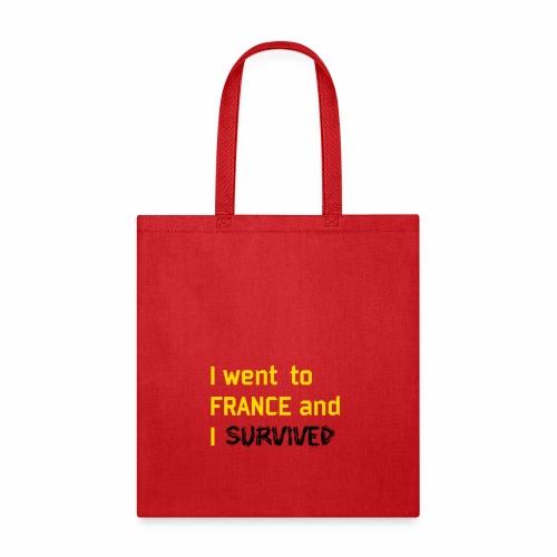 France survivor - Tote Bag