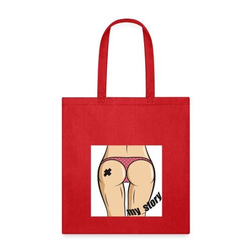 My story - Tote Bag