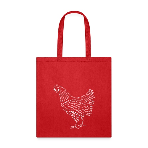 Chicken Design - Tote Bag