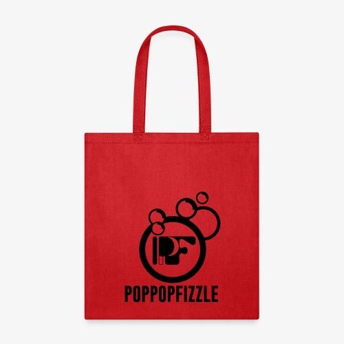 PPF Logo (black) - Tote Bag