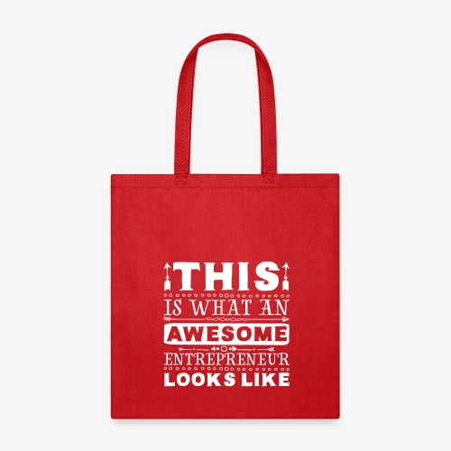 Entrepreneur - Tote Bag
