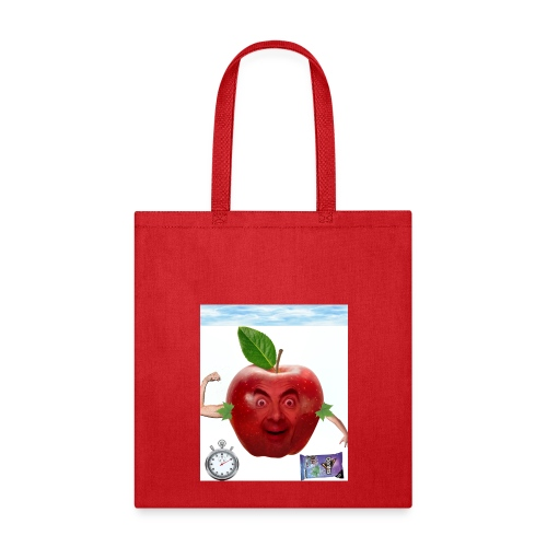 bapple badges - Tote Bag