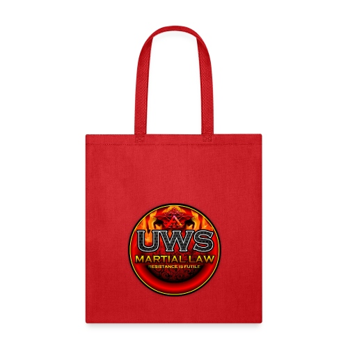 UWS MARTIAL LAW - OFFICIAL TRIBE GEAR - Tote Bag