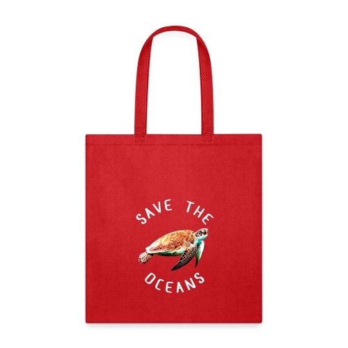 Save the oceans | Save the sea turtles - Tote Bag